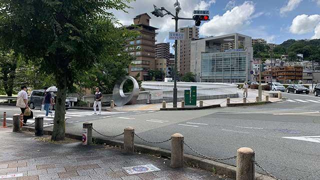 宝塚駅から武庫川河川敷への行き方3
