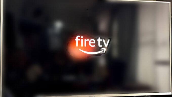 firestickが無事起動